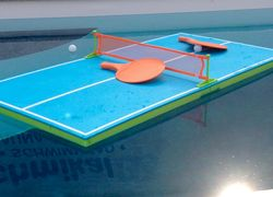 Pool-Tischtennis